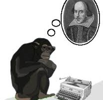 Evolution, Shakespeare, and Weasels