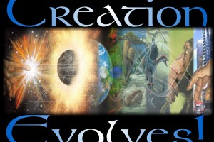 Creation Evolves – A poster to download